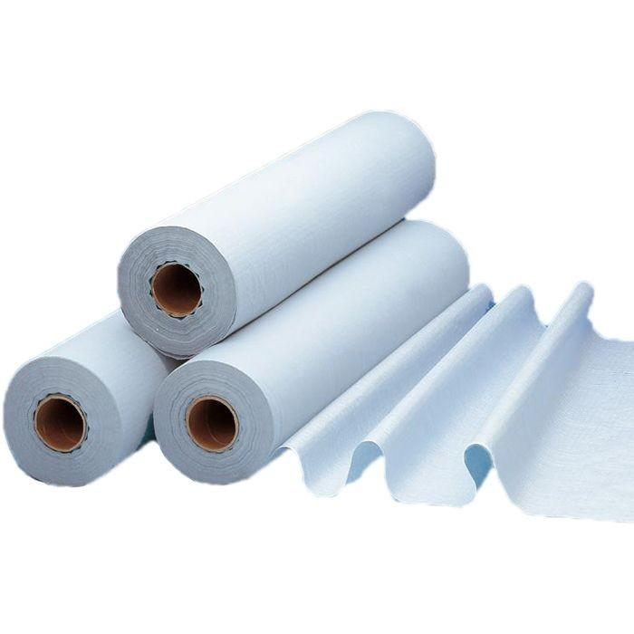 Disposable massage table roll