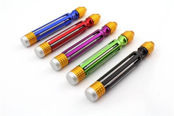 WELSOLO 6 in 1 versatile screwdrivers setVVS608