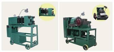 Rebar Upsetting Machine & Rebar Threading Machine