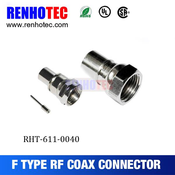2015 New hot 3C2V Female Connector with pin