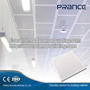 Decorative integrated aluminum ceiling