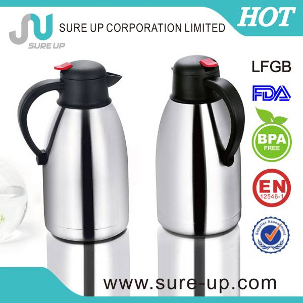 good quality double wall stainless steel 1.5l coffee thermos (JSUN)