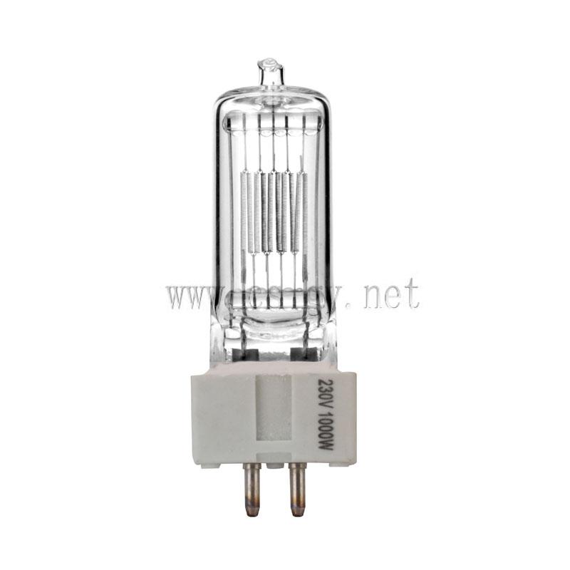 CP/70 230V1000W GX9.5 lamp,FVA CP70 220V 230V 240V 1000W quartz halogen bulb,equal OSRAM 64745