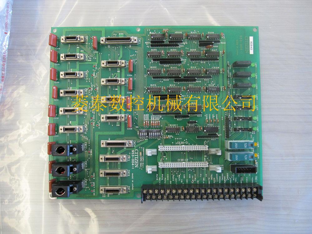 Mitsubishi PCB  citizen  953-004-1