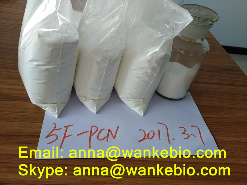5F-PCN 5f-pcn 5fpcn 5FPCN factory direct delivery 99.8% purity cas no: 24622-60-4 2fdck 2f-dck bk