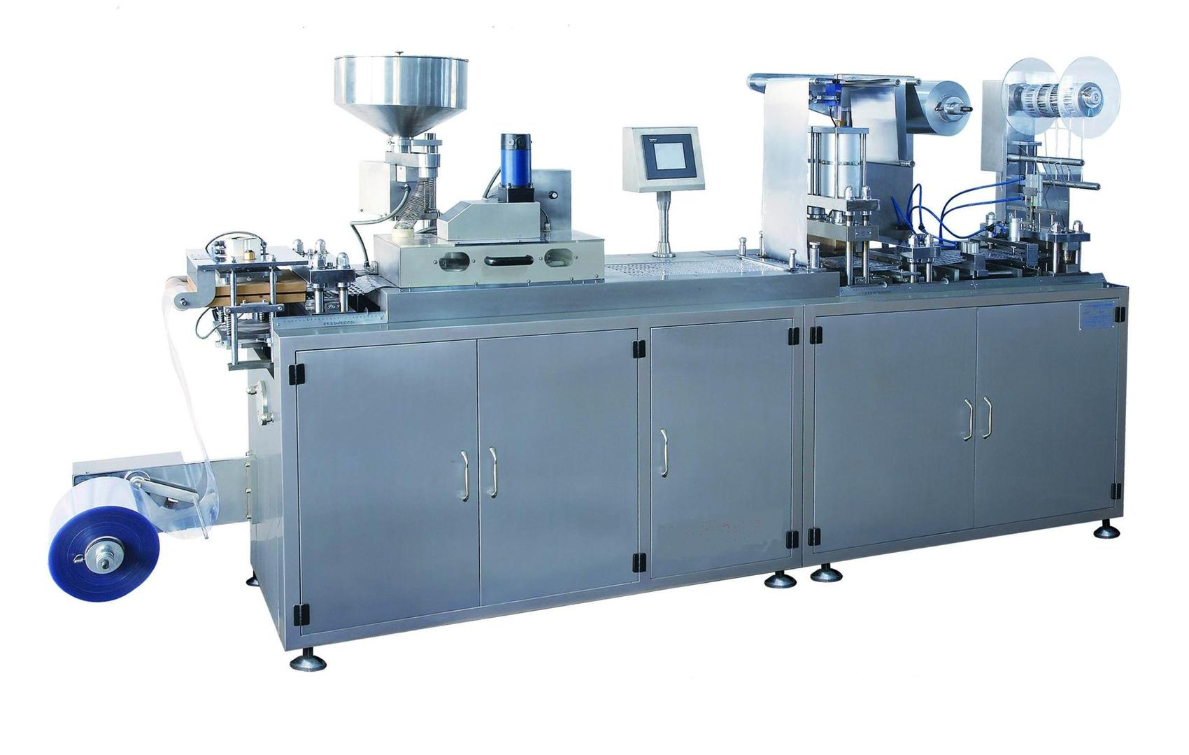 DPB-260 Automatic Blister Packing Machine