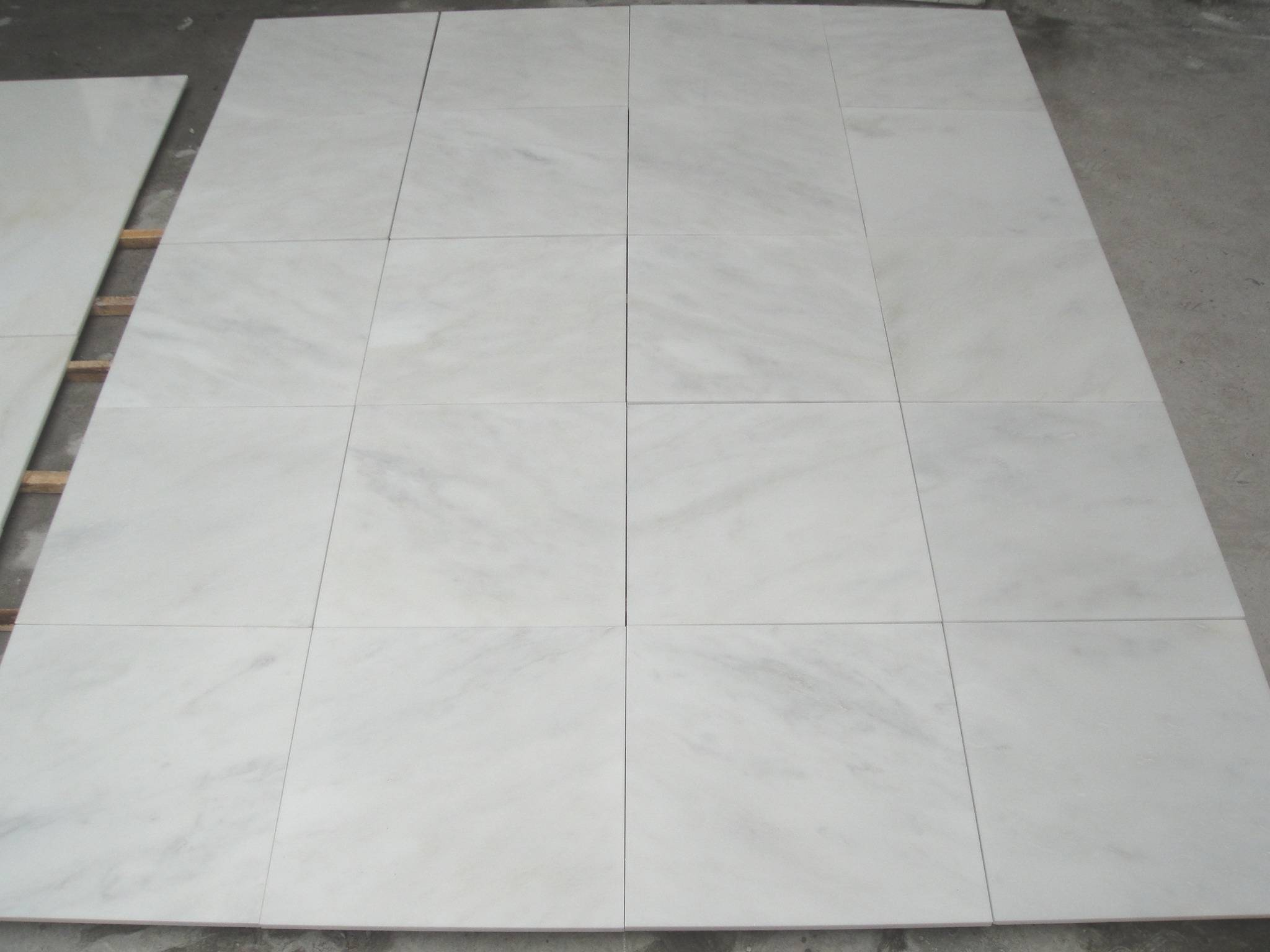 A Grade Chinese White Marble-Eastern White Marble Slabs/Tiles Factory Price