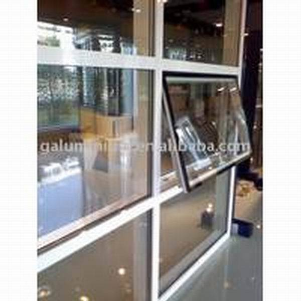 high building aluminium and glass curtain walls