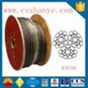 Belt conveyor wire rope ISOcertufucate