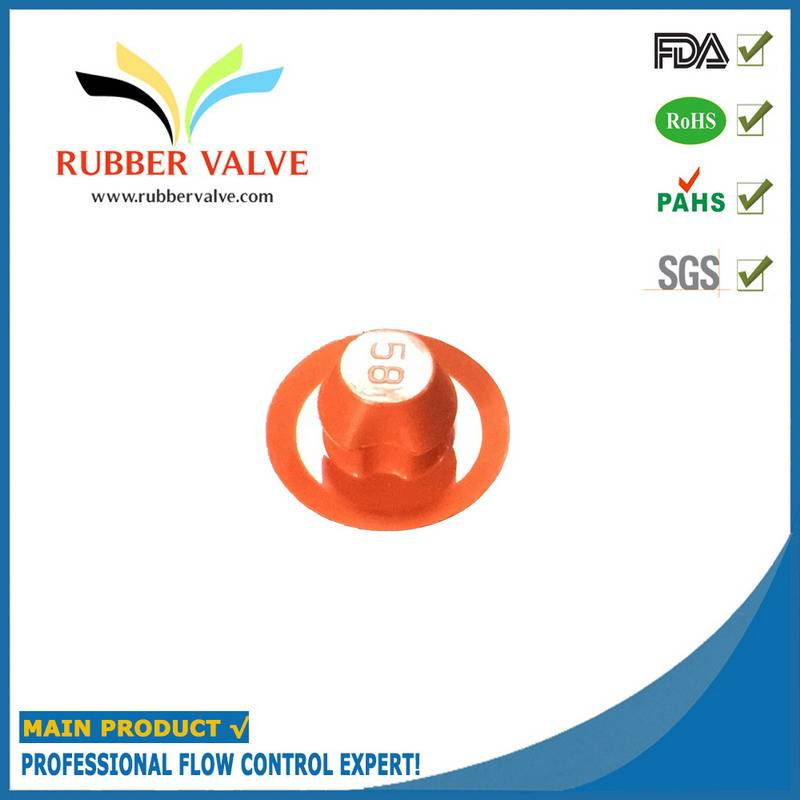 silicone check valve one way valve