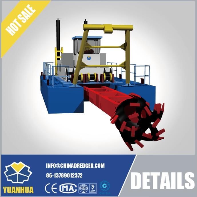 Used Dredger Vessel for Good condition with low price