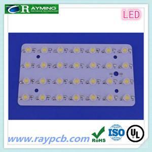 Cheap one stop blue soldermask rigid pcb process