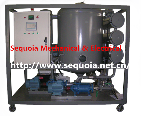 transformer oil purifier for high tension transformers