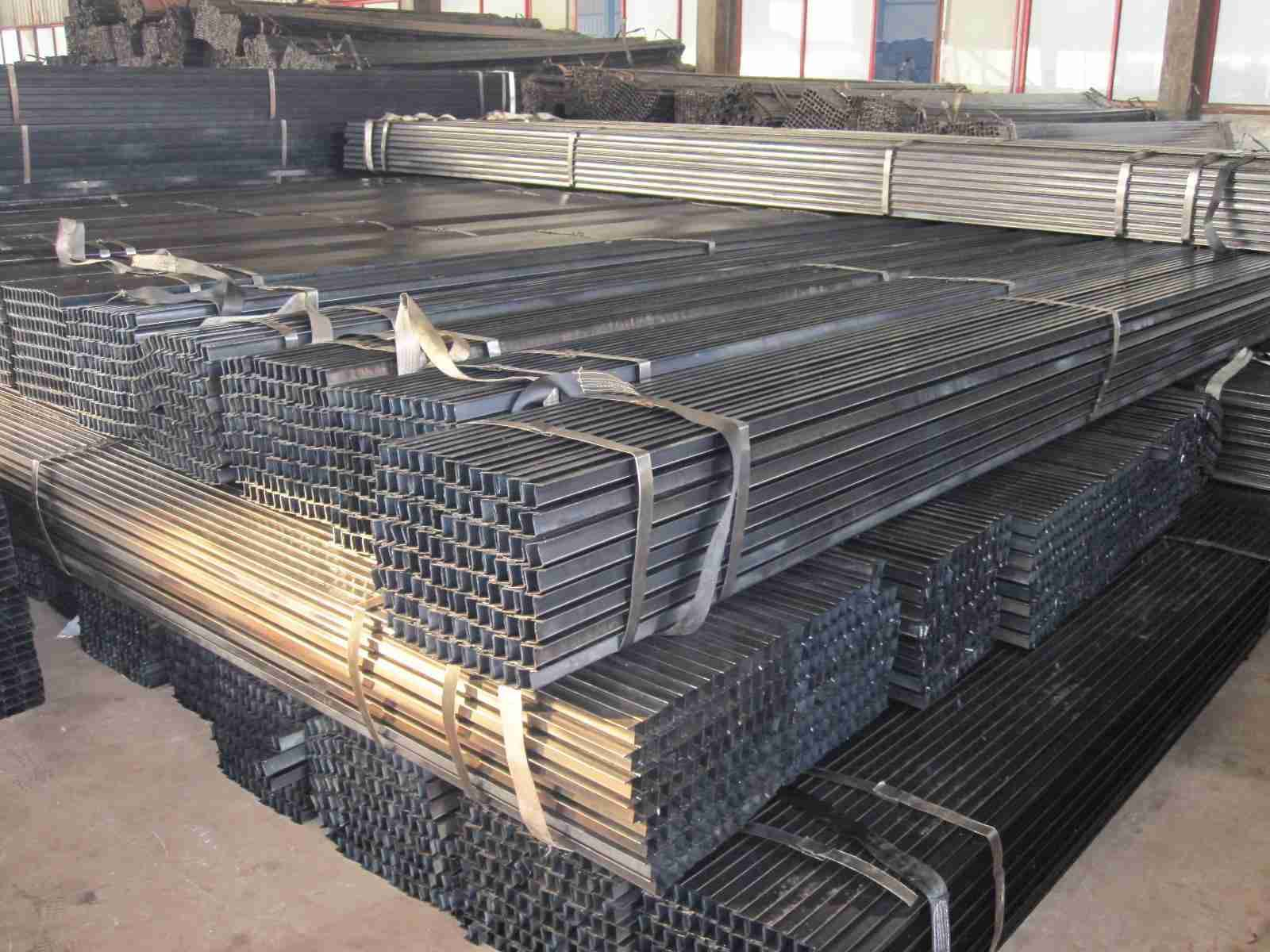 LTZ Steel Pipe - Window Section - Special Pipe