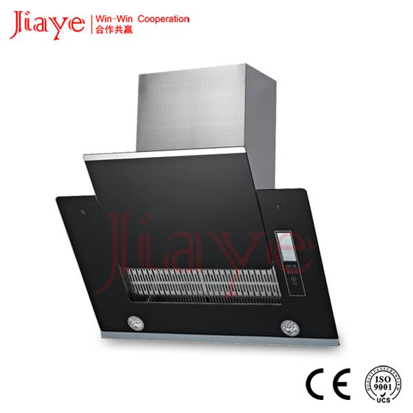 jiaye best selling kitchen exhaust system cooker hood/range hood
