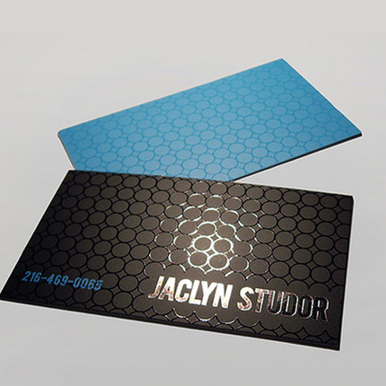 Business card printing spot uv name card,customize card printing supplier