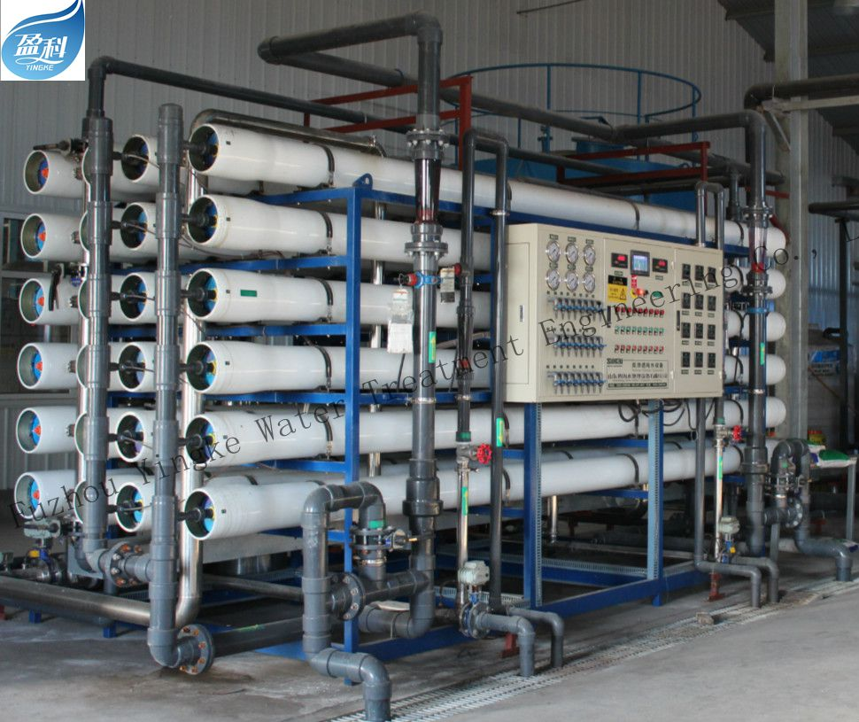 Reverse Osmosis water treantment equipment