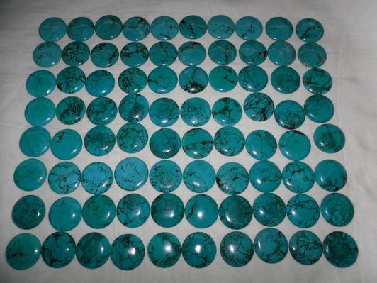 turquoise cabochon \gemstones\whole\semi-precious stones