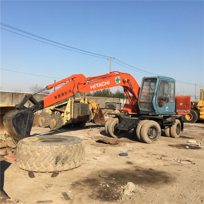 HitachiEX100WD-3 excavator for sale, EX200 EX120 EX1200 also available