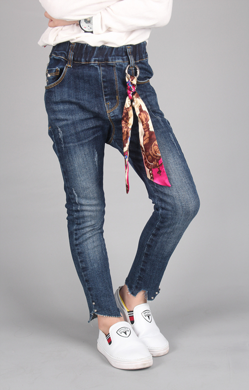 Children's Jeans Supplier From China