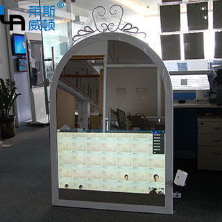 LASVD 42inch Face recognition Android capacitive touch mirror
