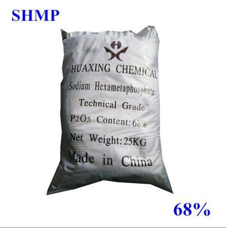 Price for 68% Sodium hexametaphosphate, SHMP CAS NO:10124-56-8