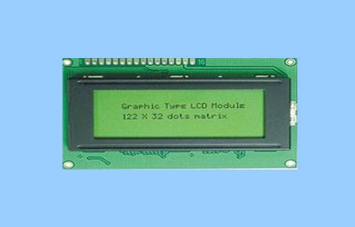 WH-122x32 dots Graphic LCD Module