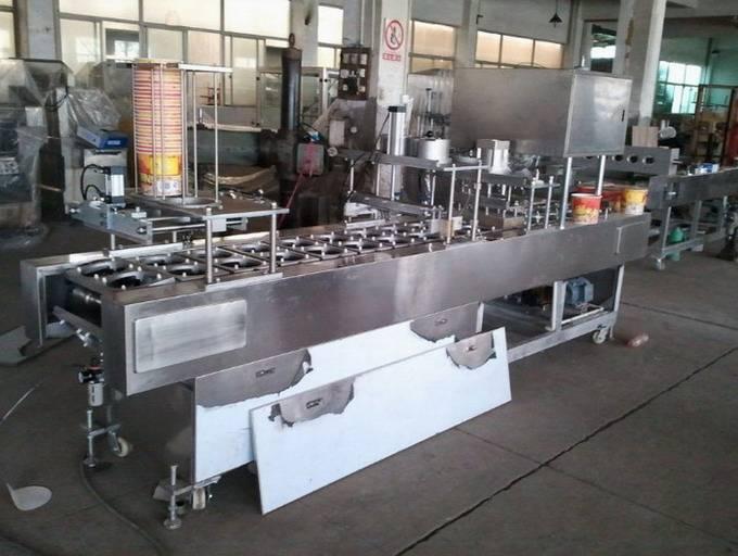 Cup Fillig Sealing Machine