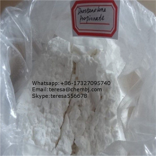 CAS 521-12-0 Effective Anabolic Steroid Drostanolone Propionate for Bodybuilding