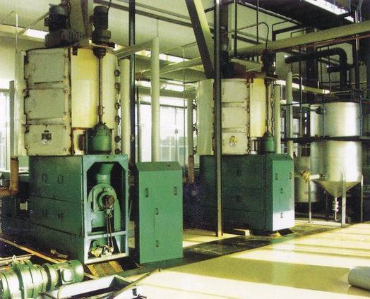Medium& Small Scale complete oil press equipment