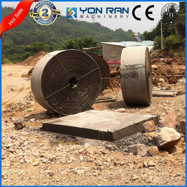 Guangzhou manufacture stone crusher conveyor belt with CE ISO certificate