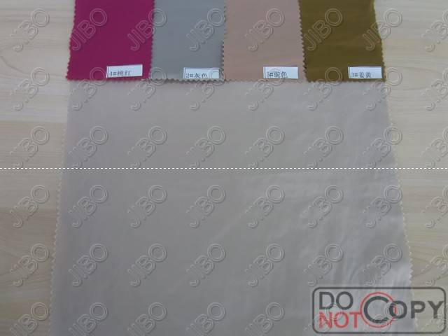memory polyester fabric
