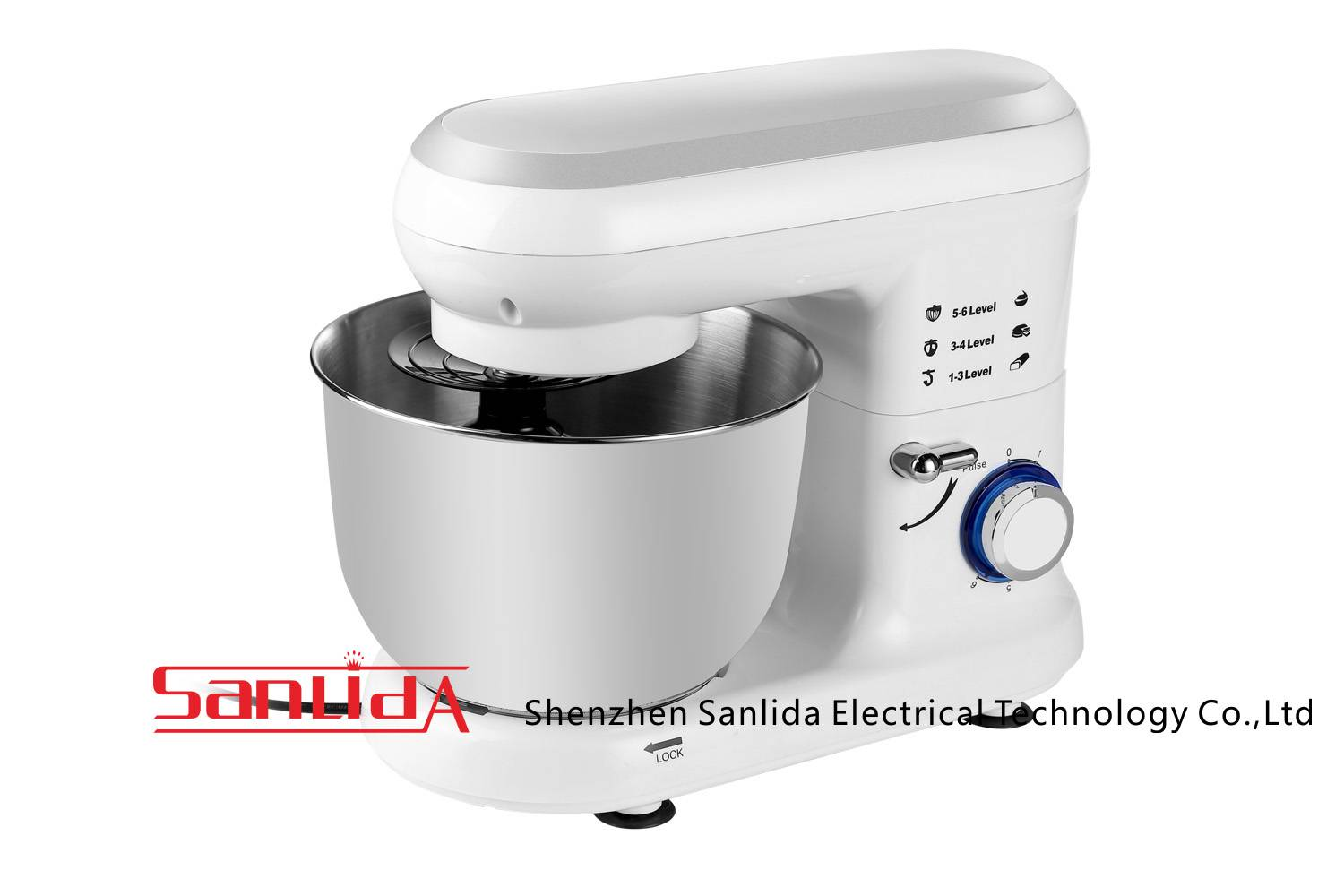 Food processor stand mixer dough mixing machine 600W
