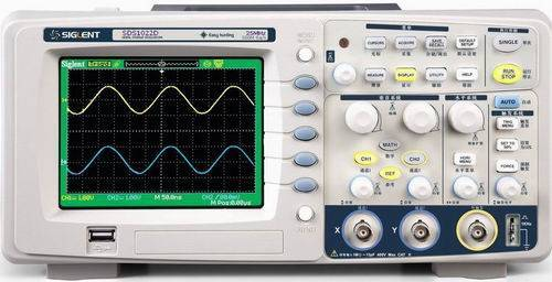 Digital Oscilloscope(25/40/60/100/200MHz) SDS1000D Series