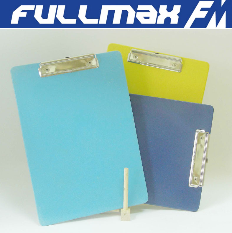 Clipboard A4 PP Metal Board Clip