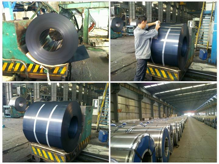 Continuous Black Annealing Cold Rolled Steel Coil