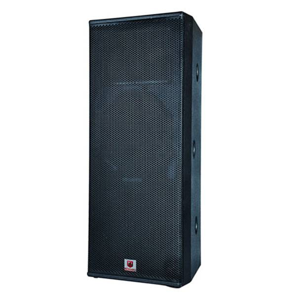 T-215 loudspeaker dual 15'' 1000W 18mm plywood high end driver speaker