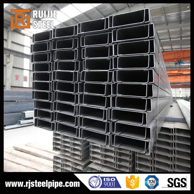 Cold formed galvanized steel c purlin for structure