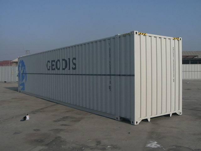 45hc cargo container