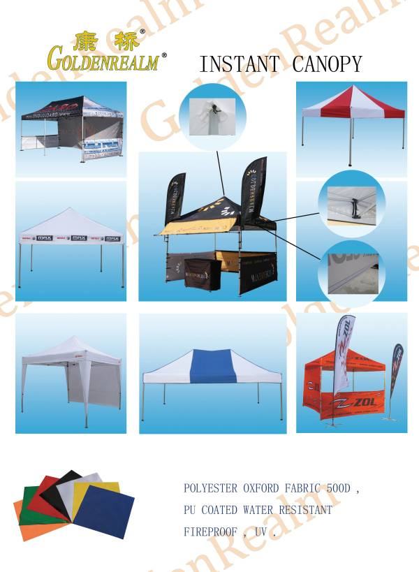 Outdoor folding cheap pop up beach tent wholesale / OEM Folding Tent