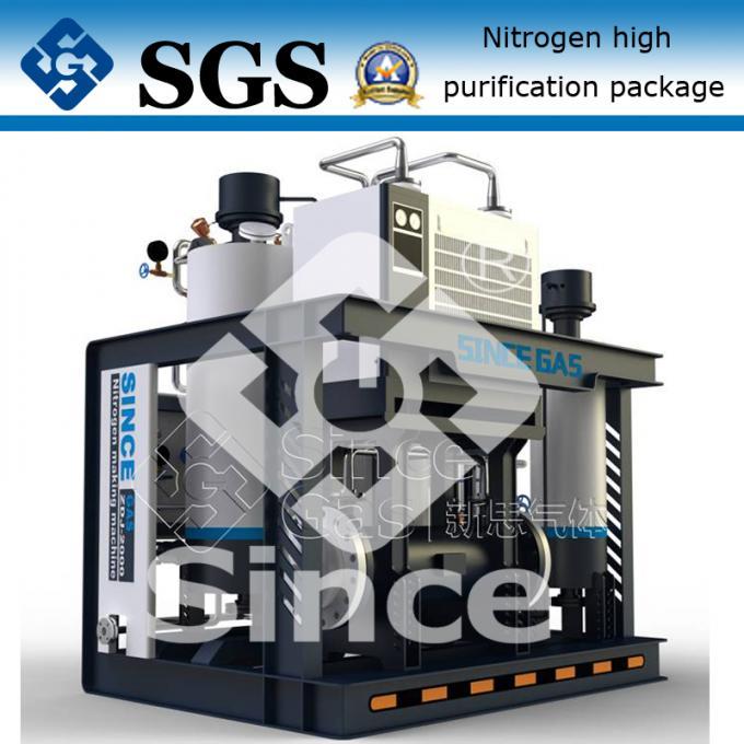 PN-500-595 Nitrogen Purifier Working For Electron SMT Production Line