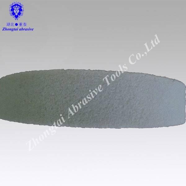 Aluminum oxide fusiform oil stone