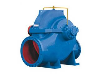 SOW series single-stage double-section split volute centrifugal pump