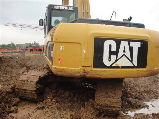 Used CAT 320D Crawler Excavator For Sale With Competitive Price