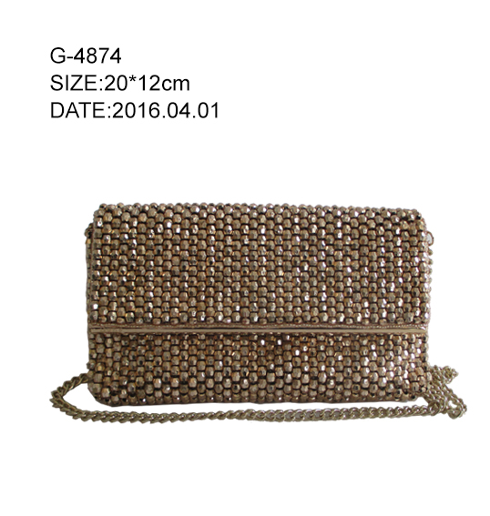 OEM Evening beaded bag