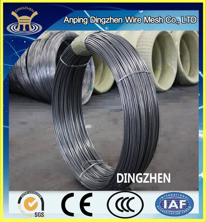 2015 Best Selling Used Black Annealed Iron Wire Supplier / Spot Supply Black Annealed Iron Wire