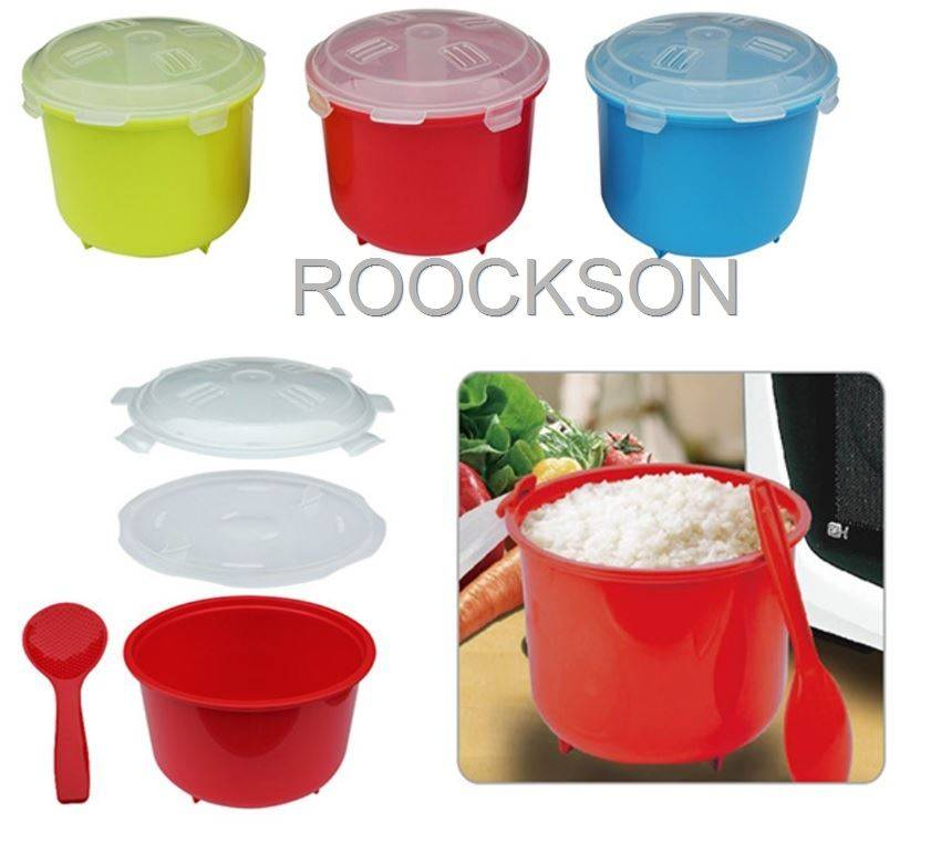 Microwave Rice Steam Cooker Rice Steamer