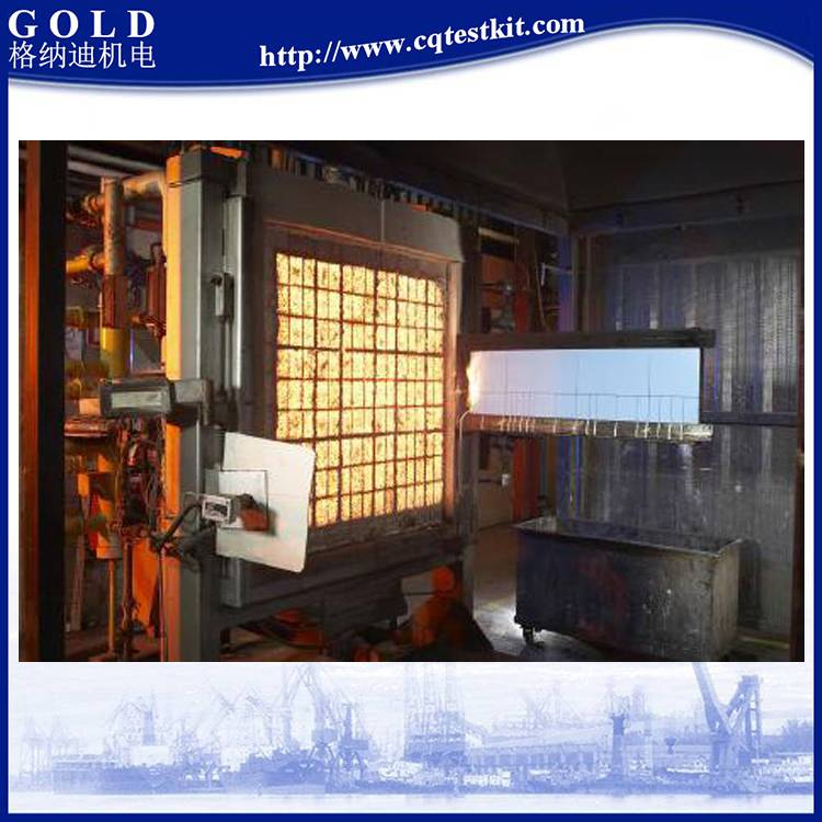 BS 476-7 Building Material Flame Surface Spread Tester