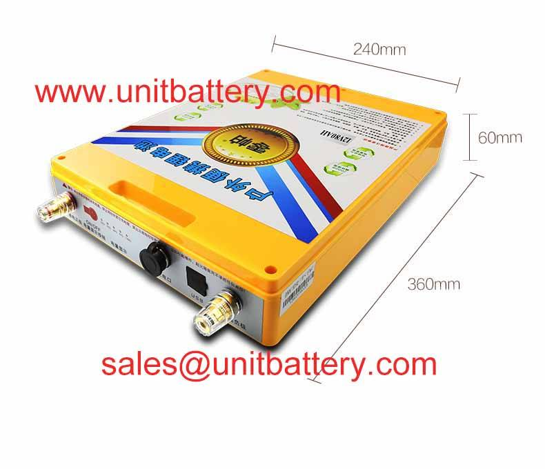12v 80ah battery lithium polymer battery