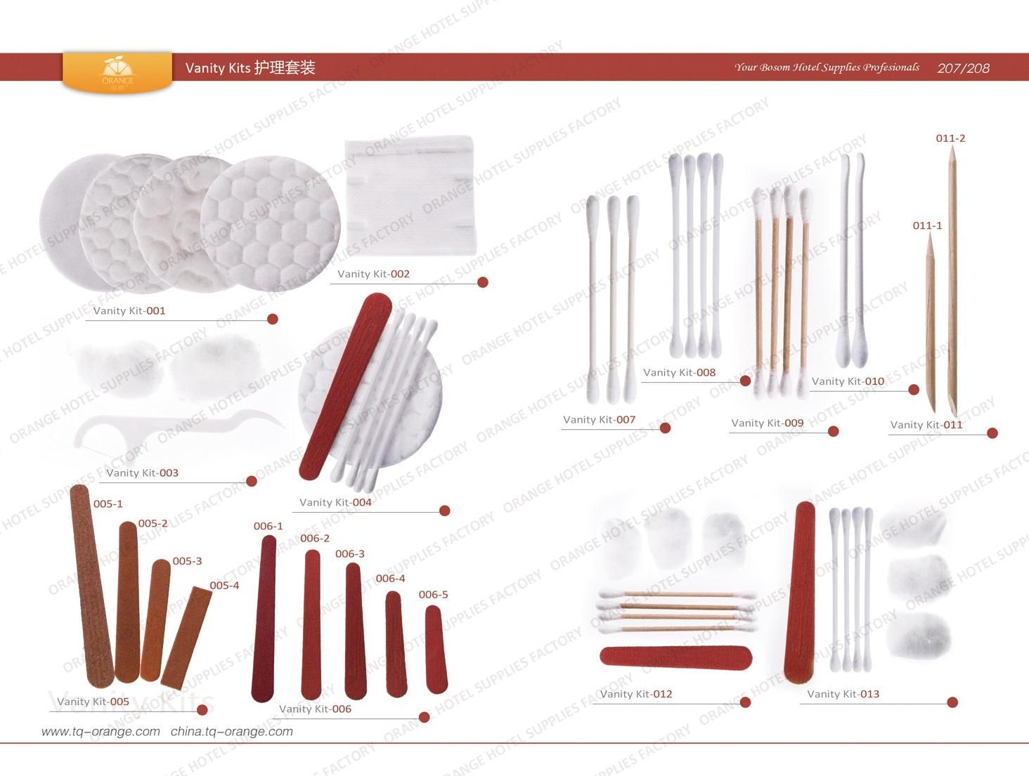 Vanity kits 001~013